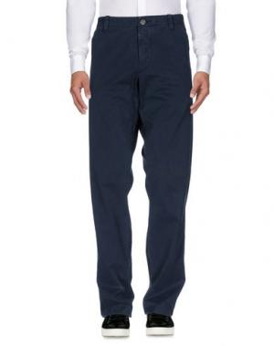 Повседневные брюки MURPHY & NYE. Цвет: темно-синий