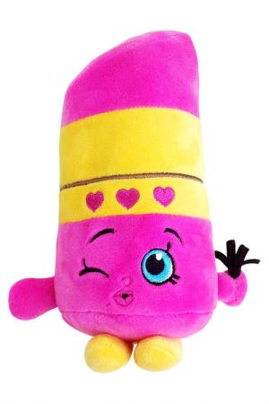 Игрушка Помадка Липпи 20 см ШОПКИНС. Цвет: розовый