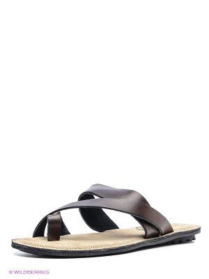Пантолеты XTI. Цвет: коричневый