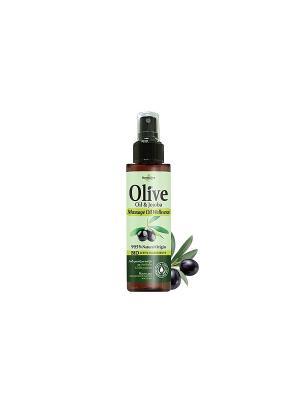 Герболив масло для массажа тонизирующее, 150мл Madis S.A.. Цвет: оливковый