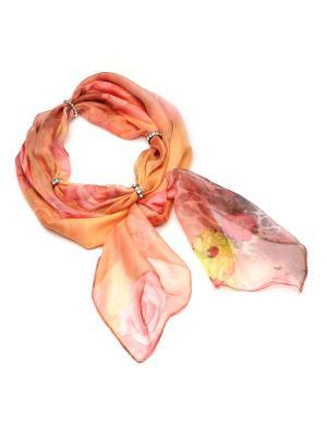 Платок FOXTROT. Цвет: розовый