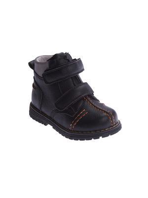 Ботинки PlayToday. Цвет: черный