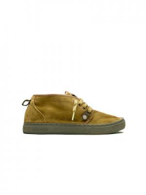 Обувь Satorisan. Цвет: оливковый