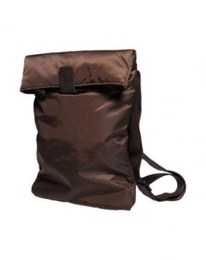 Рюкзаки и сумки на пояс MH WAY. Цвет: темно-коричневый