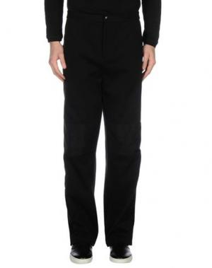 Повседневные брюки T BY ALEXANDER WANG. Цвет: черный