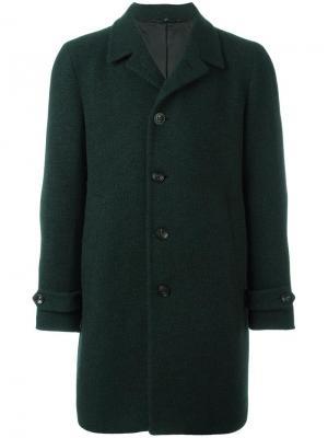 Пальто Lacoroto Hevo. Цвет: зелёный