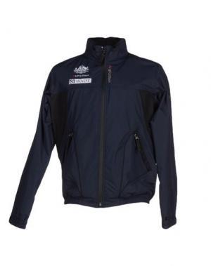 Куртка LEVIATHAN. Цвет: темно-синий