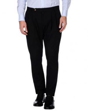 Повседневные брюки - -ONE > ∞. Цвет: черный