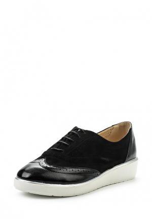 Ботинки Anesia. Цвет: черный