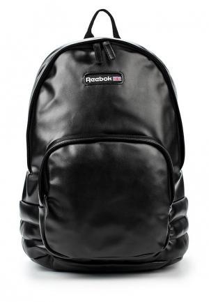 Рюкзак Reebok Classics. Цвет: черный