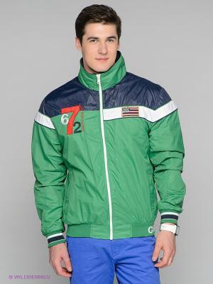 Куртка Cars Jeans. Цвет: зеленый