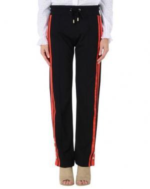 Повседневные брюки MbyM. Цвет: черный