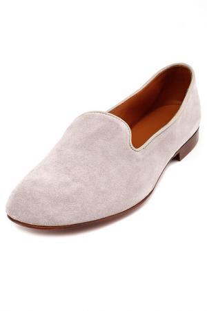 Туфли Doucals Doucal's. Цвет: серый