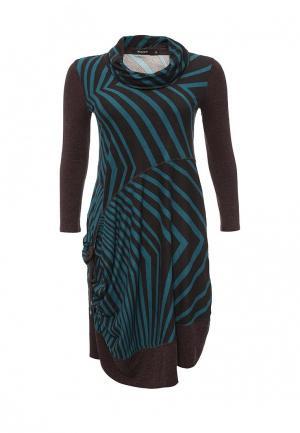 Платье MadaM T. Цвет: мультиколор
