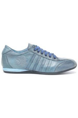 Кроссовки H8. Цвет: голубой