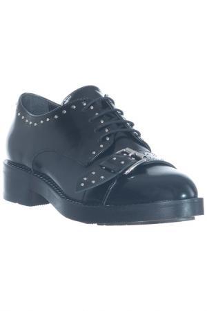 Low shoes FORMENTINI. Цвет: black