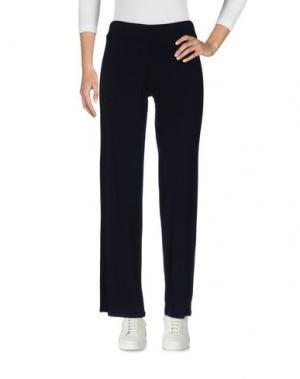 Повседневные брюки ARCHIVIO B. Цвет: темно-синий