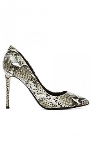 Туфли на каблуке tia RAYE. Цвет: серый