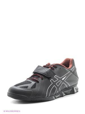 Спортивная обувь LIFT MASTER LITE ASICS. Цвет: черный