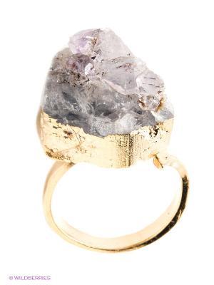 Кольца Kameo-bis. Цвет: серый, золотистый