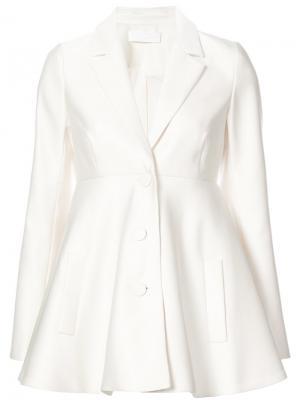 Расклешенный пиджак Co. Цвет: белый