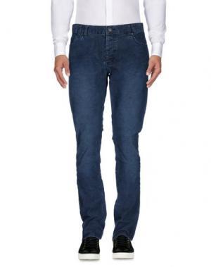 Повседневные брюки 0051 INSIGHT. Цвет: темно-синий