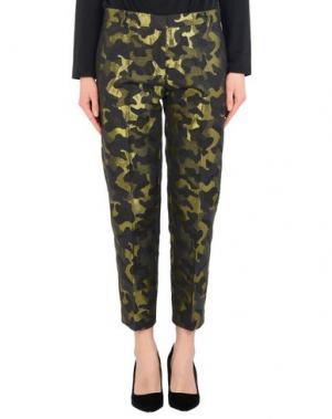 Повседневные брюки SAMSØE Φ. Цвет: темно-зеленый