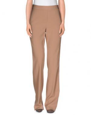 Повседневные брюки G.SEL. Цвет: песочный