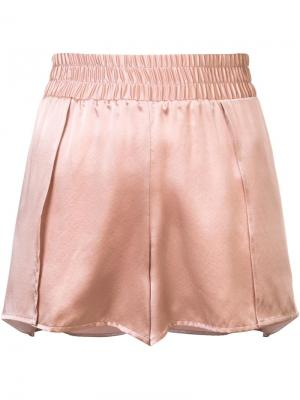Hester shorts Alix. Цвет: розовый и фиолетовый