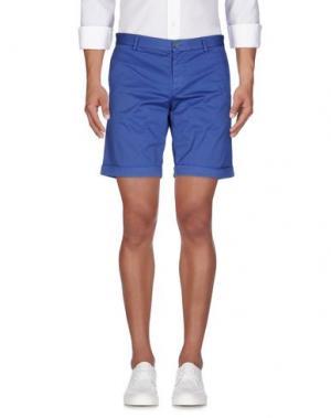 Повседневные шорты BASICON. Цвет: синий