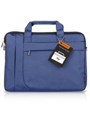 Модная сумка CANYON CNE-CB5BL3 для 15,6 ноутбука. Цвет: синий