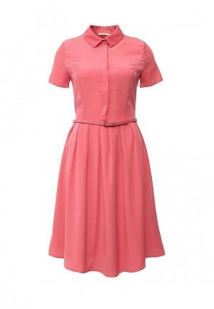 Платье Zarina. Цвет: розовый