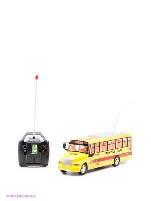 Автобус р/у школьный VELD-CO. Цвет: желтый