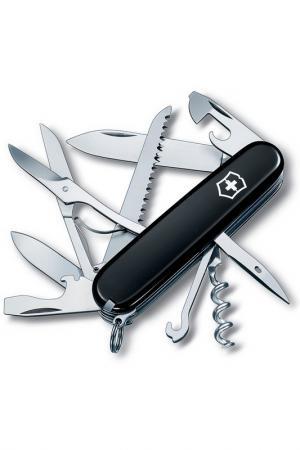 Нож перочинный 15 функций Victorinox. Цвет: черный