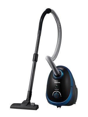 Пылесос Samsung SC5483 2100Вт черный/синий. Цвет: синий