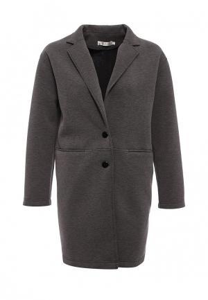 Пальто Olga Grinyuk. Цвет: серый