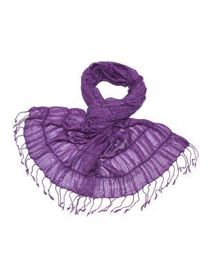 Платок Ethnica. Цвет: сиреневый, фиолетовый