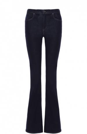 Расклешенные джинсы с контрастной прострочкой Citizens Of Humanity. Цвет: синий