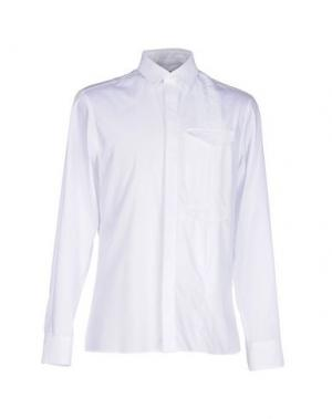 Pубашка QASIMI. Цвет: белый