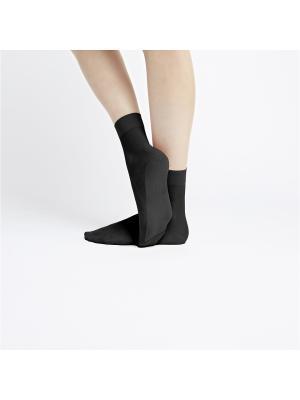 Носки SOLE Knittex. Цвет: черный