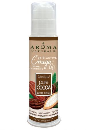 Крем с маслом какао AROMA NATURALS. Цвет: none