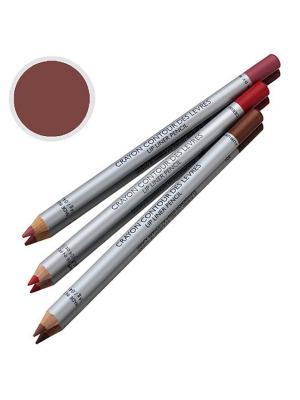 Карандаш для губ Мягкий коричневый/Lip Liner Pencil Bruntendre Mavala. Цвет: коричневый
