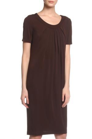 Платье Cinzia Rocca. Цвет: коричневый