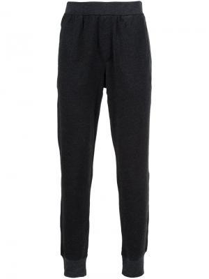 Спортивные брюки Atm Anthony Thomas Melillo. Цвет: серый