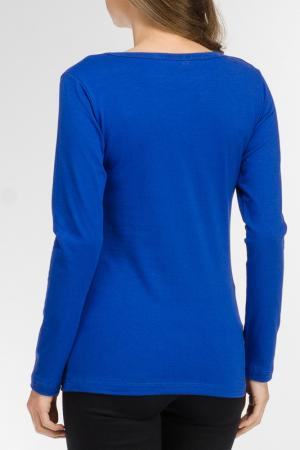 Футболка Rocawear. Цвет: синий