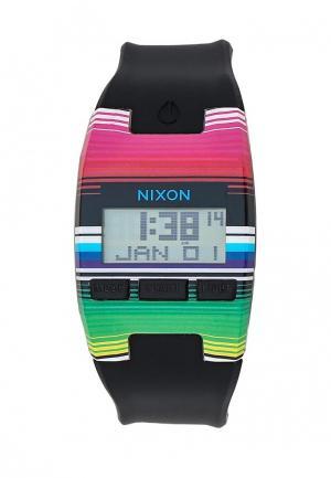 Часы Nixon. Цвет: разноцветный