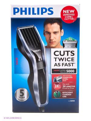 Машинка для стрижки волос Philips HC5410/15. Цвет: черный