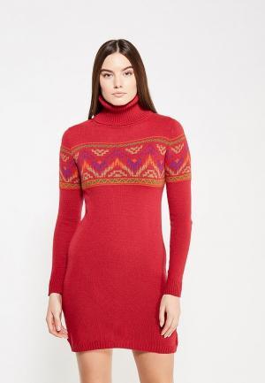 Платье Colins Colin's. Цвет: красный