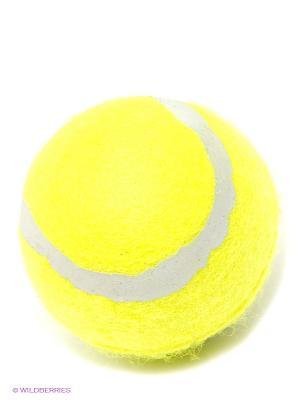 Мячи для большого тенниса Start Up. Цвет: желтый, белый