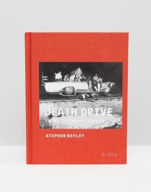 Books Книга Death Drive. Цвет: мульти